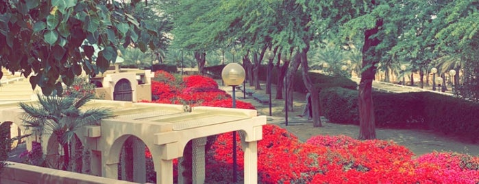 AlKhuzama Park is one of สถานที่ที่บันทึกไว้ของ Queen.