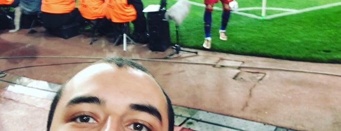 Camp Nou is one of Emin'in Beğendiği Mekanlar.