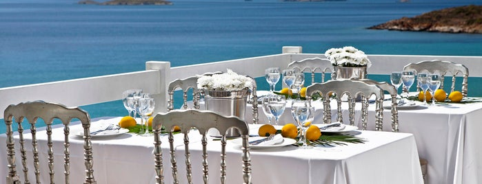 Cyclades Restaurant is one of Andros.