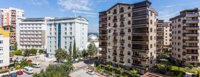 Kartal Residence is one of Sedat'ın Beğendiği Mekanlar.