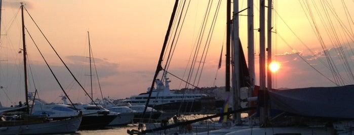 ΝΟΠΦ - Ναυτικός Όμιλος Παλαιού Φαλήρου is one of Locais salvos de Ioanna.