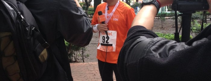 Nextel Run - carrera 5 y 10 k is one of Cesarさんのお気に入りスポット.