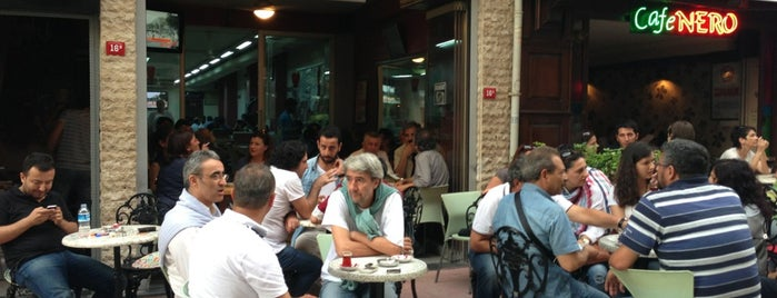 Demir Cafe is one of Kahve.