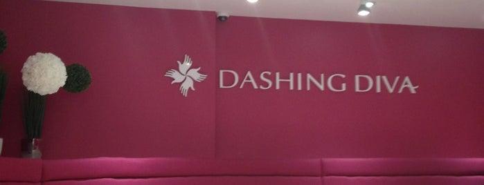 Dashing Diva is one of สถานที่ที่ Stephanie ถูกใจ.
