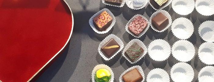 The Chocolate Quarter is one of Brumm-E-xplore.