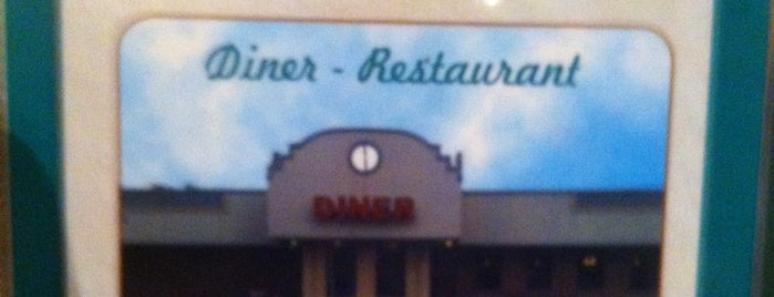 Garden State Diner is one of New Jersey Diners.