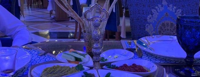 Yasmine Palace is one of Qatar 🇶🇦.