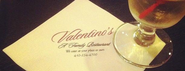 Valentino's Restaurant is one of Posti salvati di Rachel.