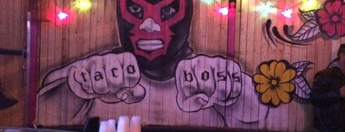 El Luchador Bar • Taqueria is one of El Paso.