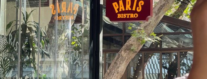 Paris bistro is one of Baku's Populars.