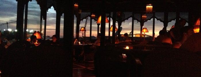 Le Salama - Restaurant, Bar, Marrakech is one of Locais salvos de Alex.