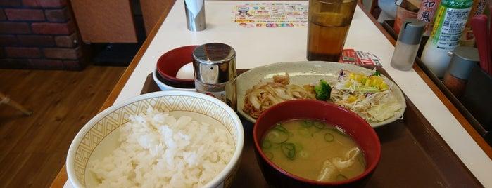 Sukiya is one of 行った(未評価).