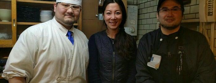 天婦羅 晴光 is one of Tokyo Casual Dining.