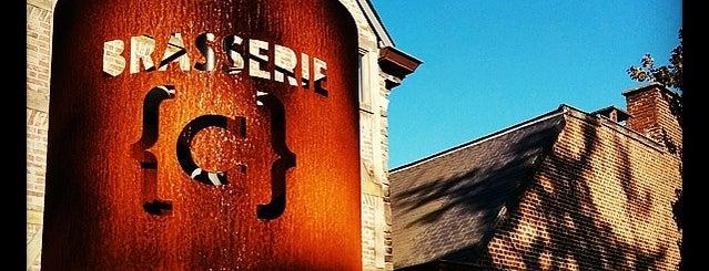 Brasserie {C} is one of Beer / Belgian Breweries (2/2).