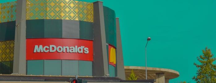 McDonald's is one of Antalya-Mavangat-Alanya Gezilerim.