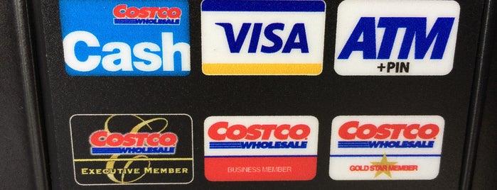 Costco Gasoline is one of Orte, die Gil gefallen.