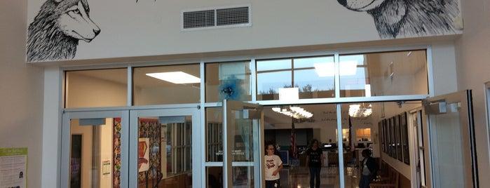 Laura Ingalls Wilder Elementary is one of Orte, die Gil gefallen.
