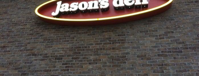 Jason's Deli is one of Orte, die Gil gefallen.