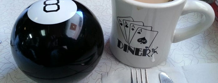 Four Aces Diner is one of New England.