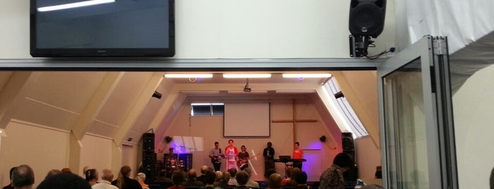 City Church Christchurch is one of World TOUR 🌏.