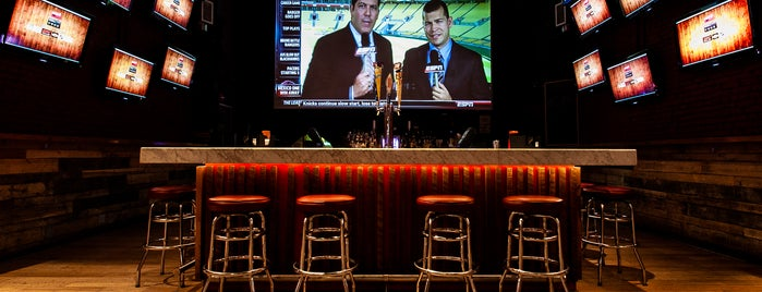 Public Bar is one of Essential D.C. Sports Bars for Football and Beyond.