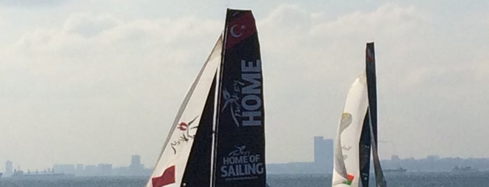 Extreme Sailing Series is one of Lieux qui ont plu à Murat.