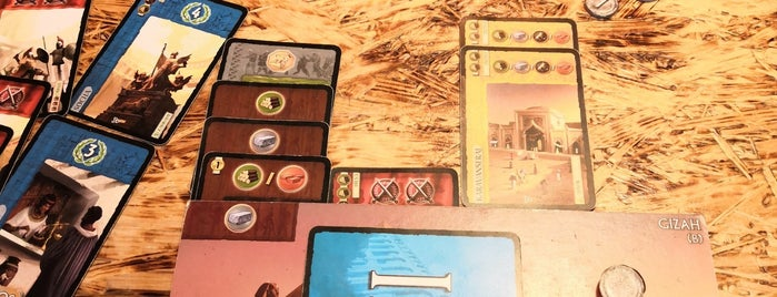 Bohemia Boards & Brews is one of Vuk : понравившиеся места.
