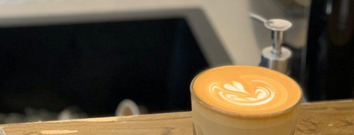 Barista Coffee Roasters is one of BEIJING FOOD.
