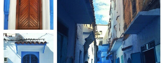 Chefchaouen is one of Abroad - Misc Countries.