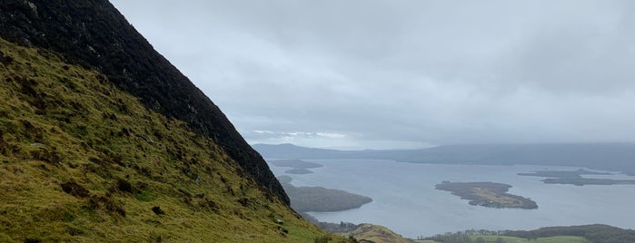 Conic Hill is one of Exploring UK.