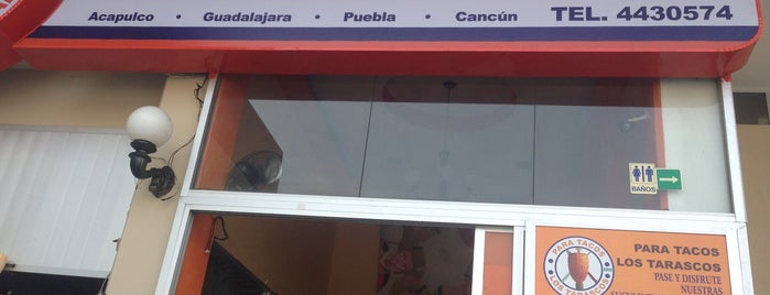 Los Tarascos is one of Catador 님이 좋아한 장소.