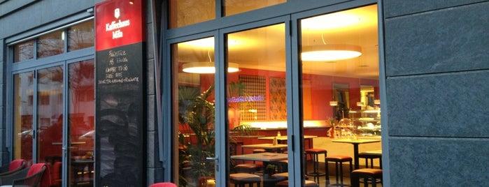 Kaffeehaus Mila is one of สถานที่ที่ Robert ถูกใจ.