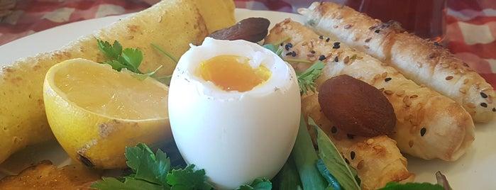 Kayıran Çiftliği Orhanlı is one of kahvaltı.