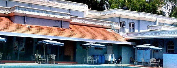 Bangalore Club is one of indisch.