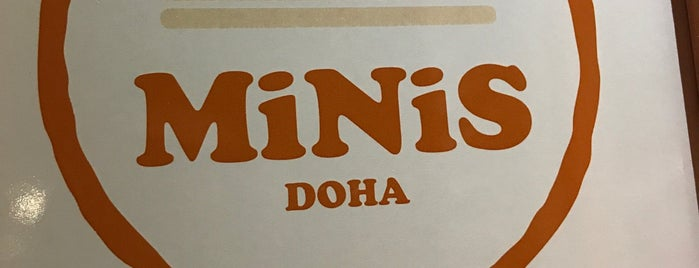 MiNiS is one of Qatar, Doha.