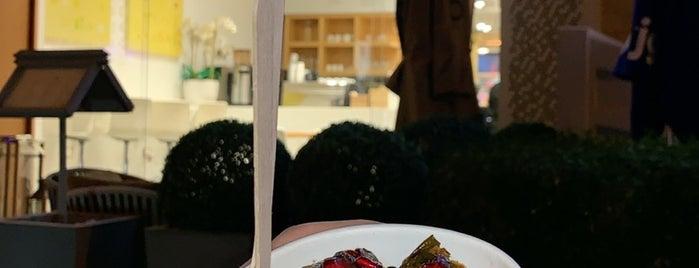 The Yoghurt Lab is one of Omr604'un Kaydettiği Mekanlar.