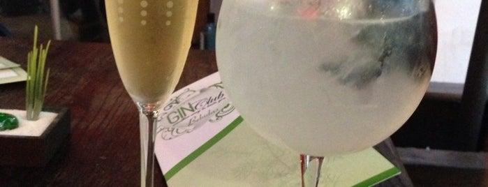 Gin Club is one of Lieux sauvegardés par Ricardo.