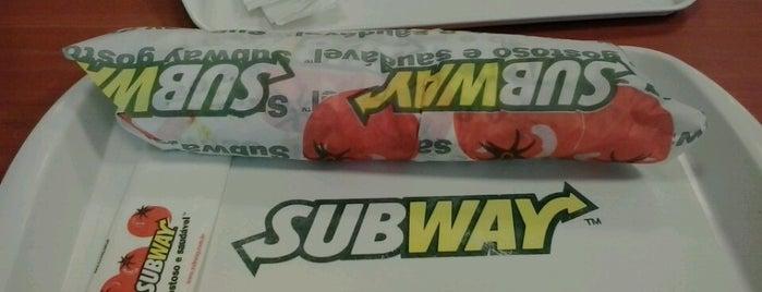 Subway is one of Lieux qui ont plu à Larissa.