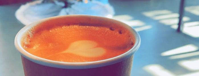 Semicolon Cafe is one of Anthony : понравившиеся места.