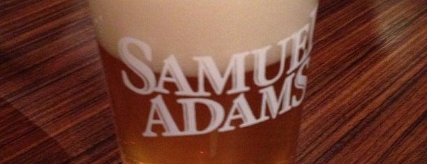 Samuel Adams Brewery is one of Boston ☆.
