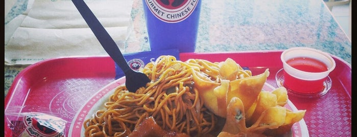 Panda Express is one of Alyssaさんのお気に入りスポット.