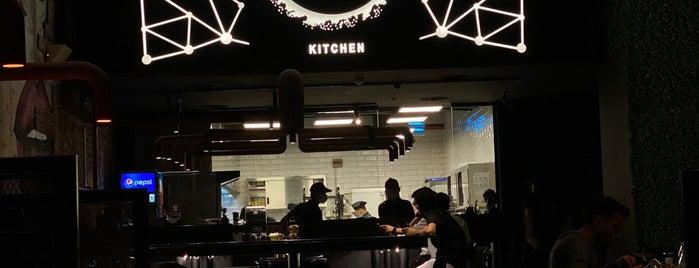 Status Kitchen is one of Gespeicherte Orte von Queen.