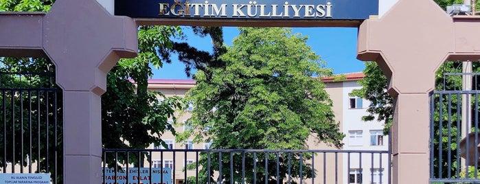 Dursun Ali Kurt Eğitim Külliyesi is one of Trabzon.