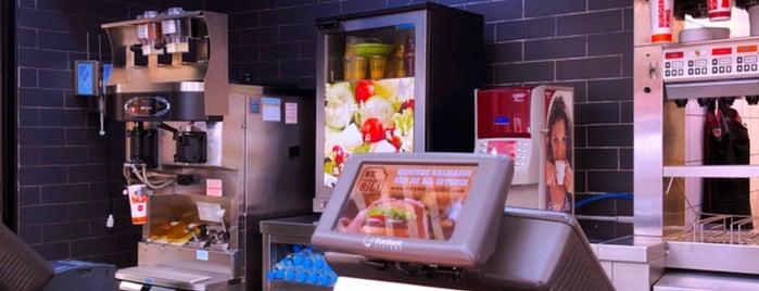 Burger King is one of Muro baskan.