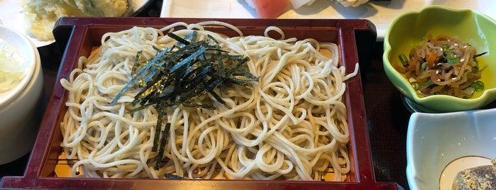 手打ちそば 太庵 is one of 食事.
