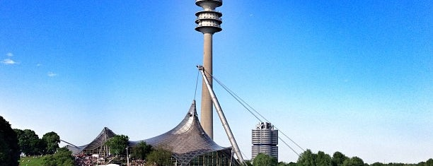 Olympiapark is one of Mert Efe 님이 저장한 장소.