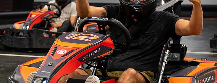 Contender E-Karting is one of Diversión y Niños.