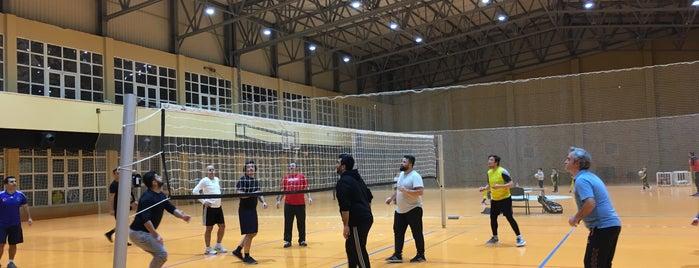 Spor Bilimleri Fakültesi is one of Tempat yang Disukai Derya.