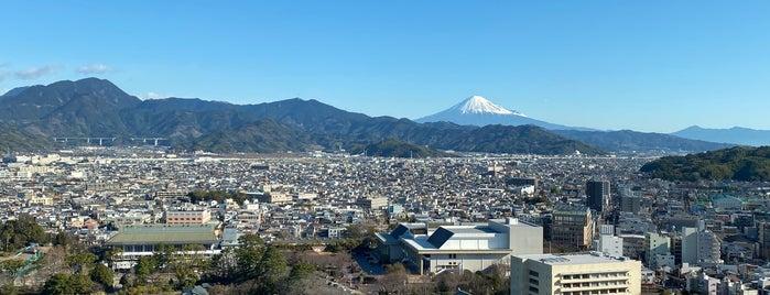 静岡県庁別館 展望ロビー is one of สถานที่ที่ Masahiro ถูกใจ.