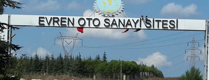 Evren Oto Sanayi Sitesi is one of Posti che sono piaciuti a Goksu.